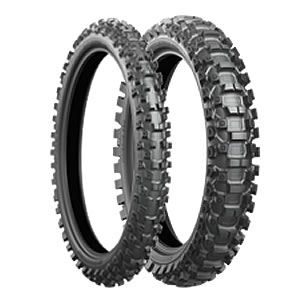 Bridgestone BATTLECROSS X20 FRONT NHS