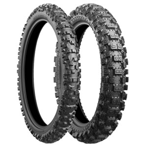 Bridgestone BATTLECROSS X40 FRONT NHS