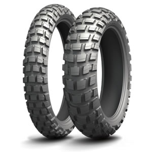 Michelin ANAKEE WILD REAR (TL/TT)